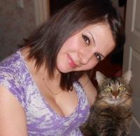 Татьяна Левада, 21 октября 1990, Москва, id133416818