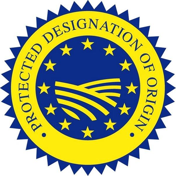Качественное оливковое масло маркируется знаком P.D.O.