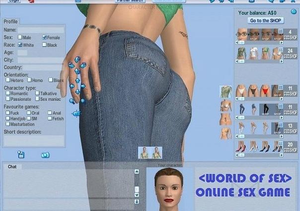 Игры симулятор секса 6 фотография