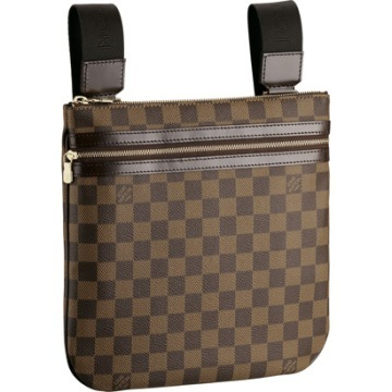 планшет Louis Vuitton Damier pochette bosphore.