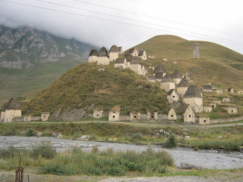 Даргавский городок мёртвых