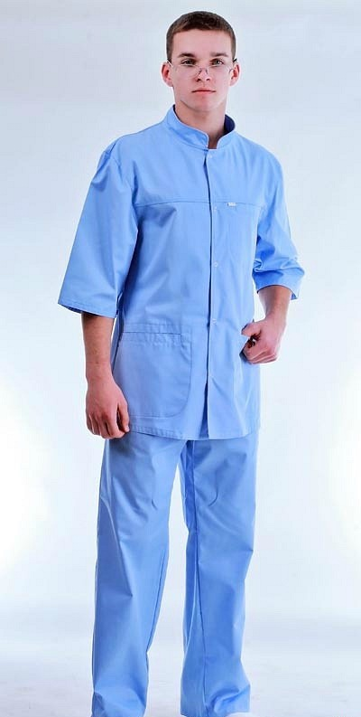 Как сшить медицинскую пижаму 28