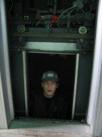 Как сделать что бы лифт застрял 191