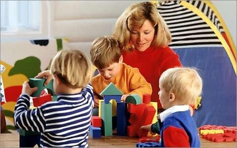 В Ярославской области наградили лучших воспитателей детских садов.