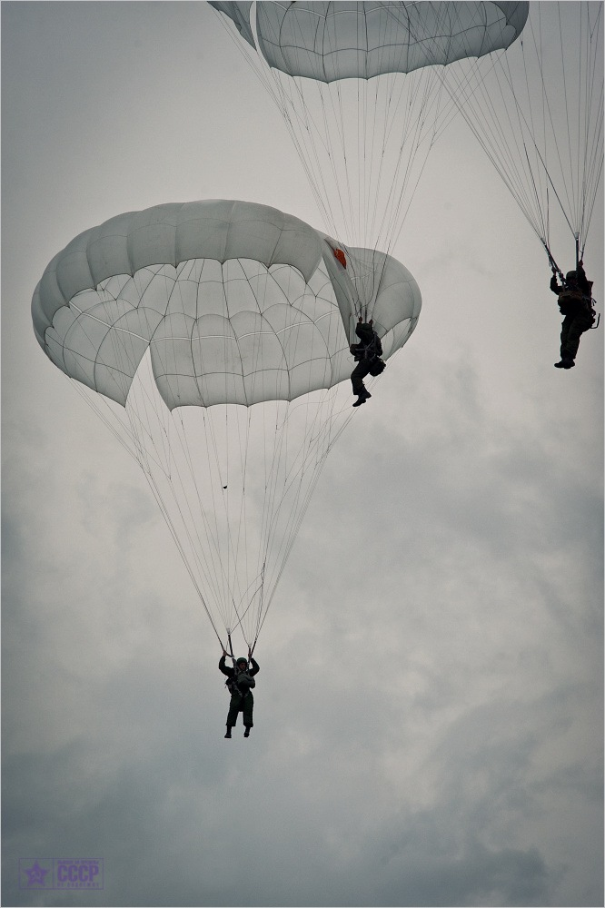 Д-10 парашют инструкция