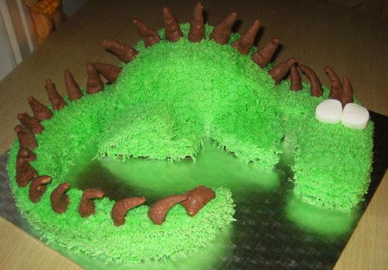Торт дракончик фото пошагово