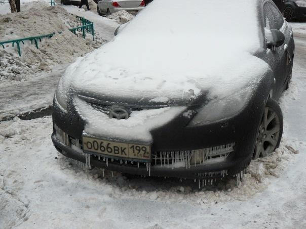 BMW E38 Club - Погодный Беспредел в Москве!
