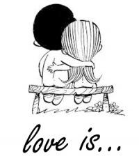 Легендарная жевательная резинка Love is.