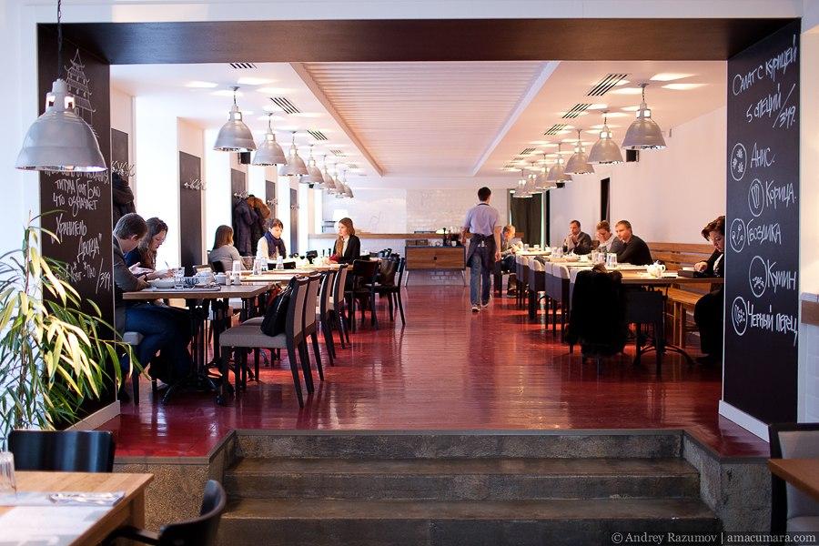 Ресторан Лапша