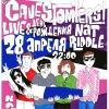 28.04 - The Cavestompers! free gig @ Куклы Пистолеты & Nat Riddle birthday