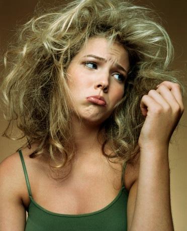Красивые волосы встретишь нечасто