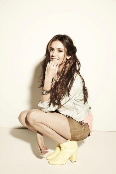Nina Dobrev updated her profile picture: