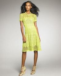 Платье с подиума.  Схемы.