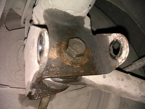 Фото №20 - как делается развал схождение на ВАЗ 2110