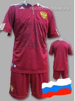 футбольная форма сборной России Adidas / адидас экипировка Adidas сборной