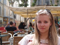 Anastasiya Smolenskaya, Aix-en-Provence