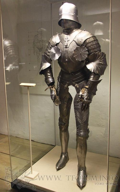 Бургундский рыцарь., 60ые XV века.