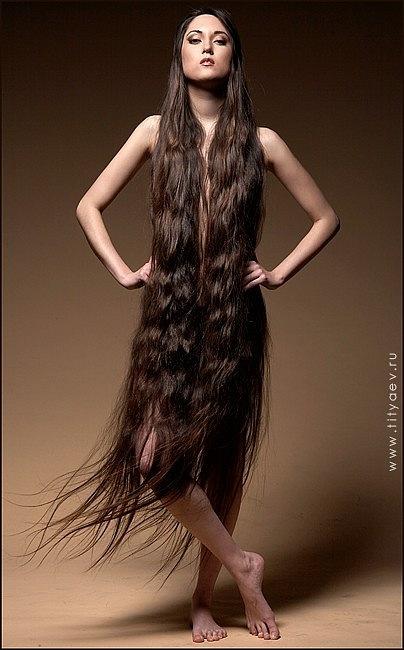 Отрастить кудрявые длинные волосы