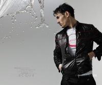 Мужская одежда Новая коллекция мужской одежды (мужская одежда - джинсы.