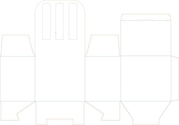 шаблон конверта на а4 простой онлайн
