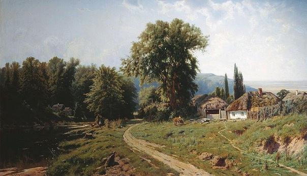 Малоросский хуторок