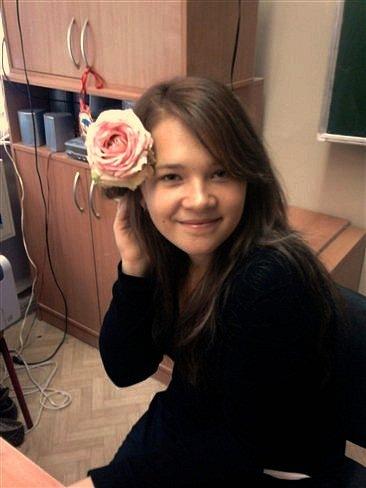 Анастасия Лохматова | Москва