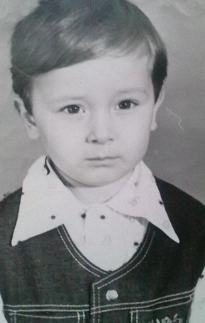 Ирек Саматов, 1 декабря , Нефтекамск, id62672496