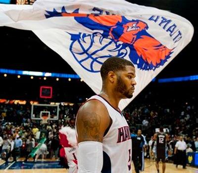 Меруэло: хочу сделать Атланту чемпионом НБА