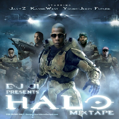 Halo Mixtape - 2011