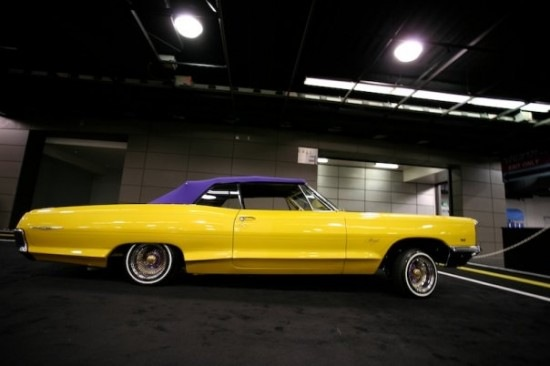 Snoop Dogg's Pontiac Impounded (aka Lakers Car)