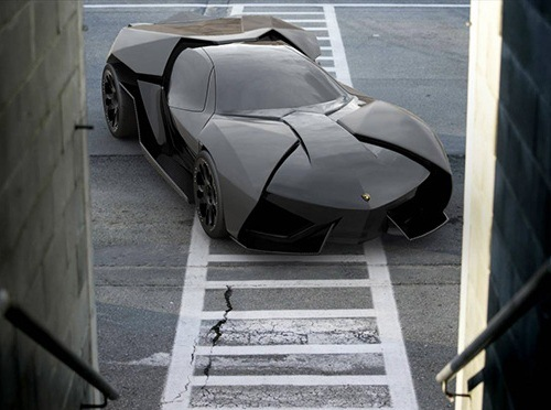 Очень классная машина