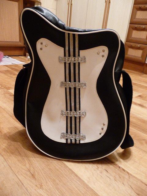 гитара -сумка