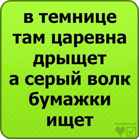 ТопСтат. http://vkontakte.ru/top.status.  23 дек в 13:15. через.