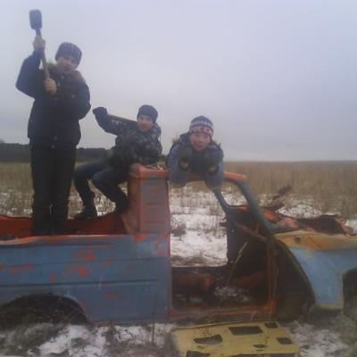 Андрей Смирнов, 15 марта 1998, Солигалич, id207827707
