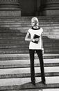 """Max Mara, 60 лет итальянской моды """". снялись для каталога весенне-летней..."""