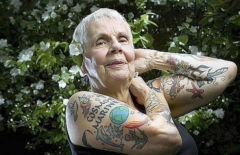 Секс с 80летней бабушкой 270