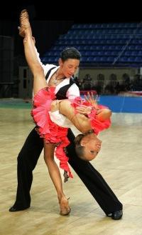 спортивные танцы бальные фото