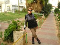 Фаина Астаповская, Bnei Brak