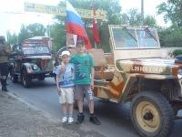 Максим Шилов, 6 августа , Саяногорск, id122683751