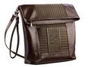 подробнее о цене доставке скидках - Женская сумка из кожи питона.