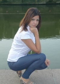 Оксана Тюрина, 1 июня 1994, Липецк, id108588891