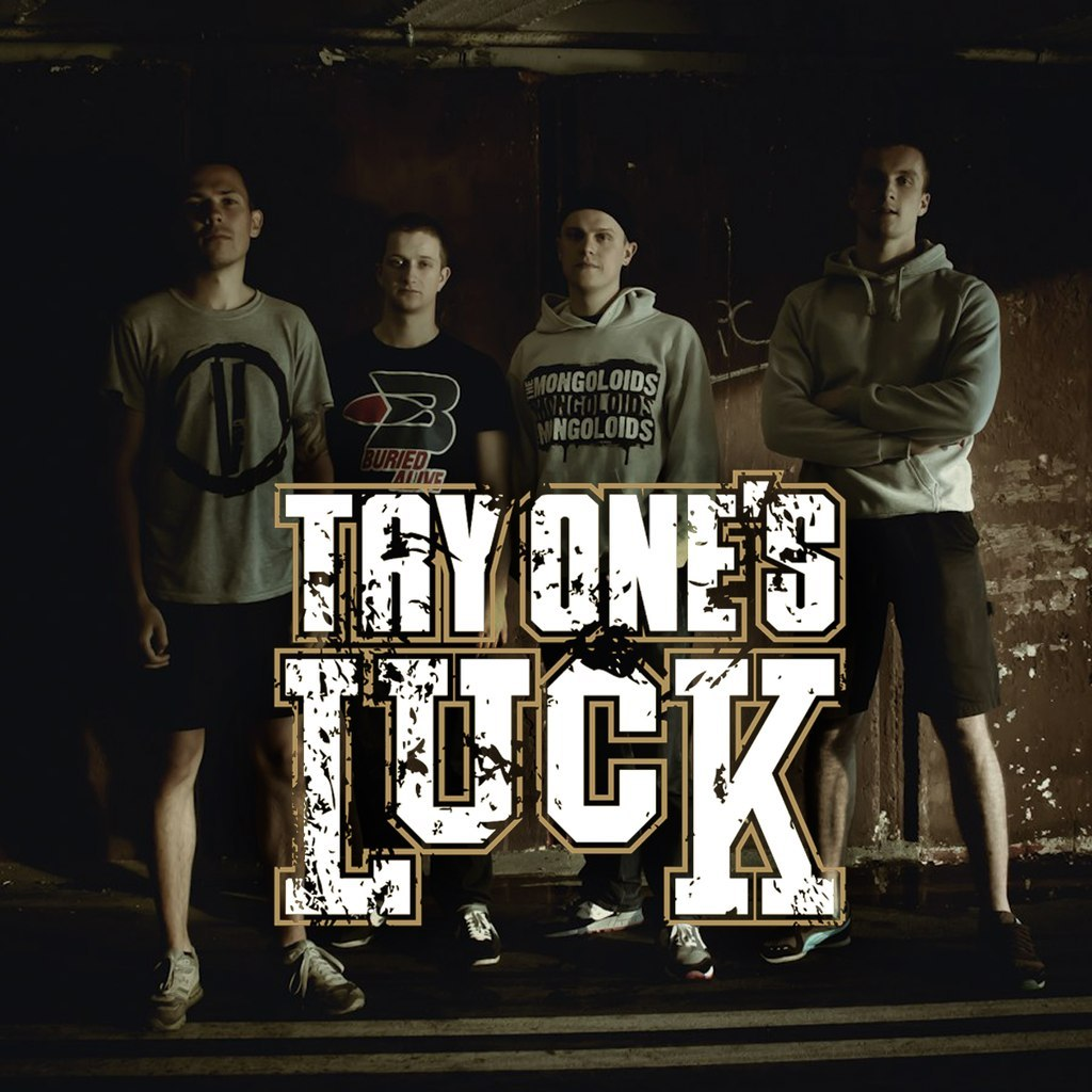 Try One's Luck - Self-Titled (EP) (2012)