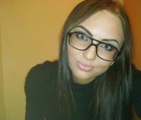 Кристина Баландина, 30 ноября 1991, Саяногорск, id122683754