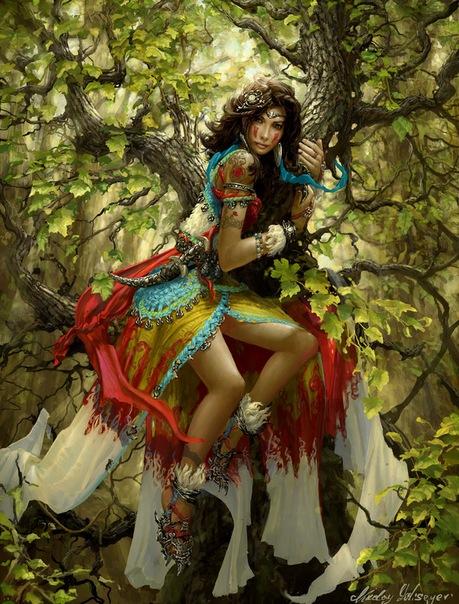 Картинки на магическую тематику - Страница 4 X_8ce420e9