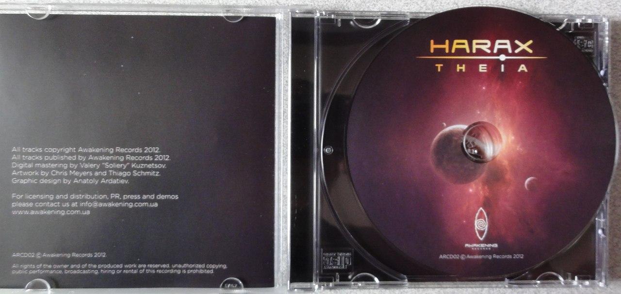 Harax - Theia (2012)