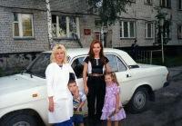 Оксана Дьякова, 26 февраля 1969, Вологда, id32777902