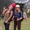 Лето 2012. Походы в горы и на байдарках