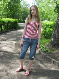 Катечка Хомякова