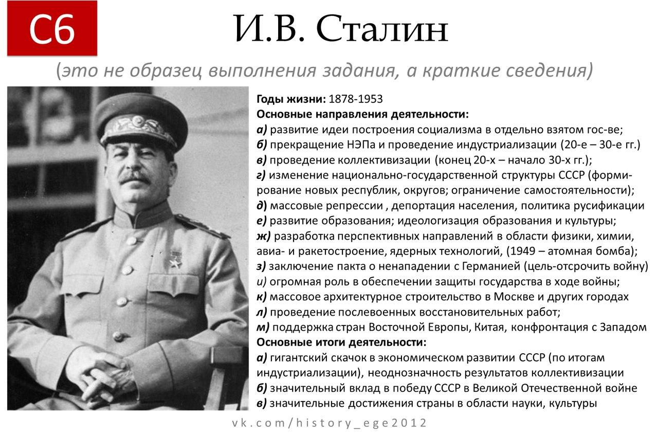 Эссе на тему исторический портрет сталина 9230