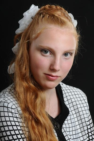 Анастасия Токманцева, 17 июня 1997, Екатеринбург, id55269274